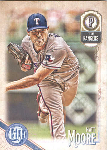 Photo of 2018 Topps Gypsy Queen #243 Matt Moore