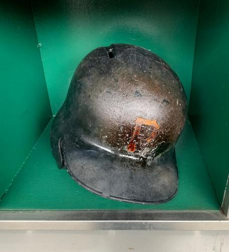 Photo of Corey Dickerson Game-Used Batting Helmet