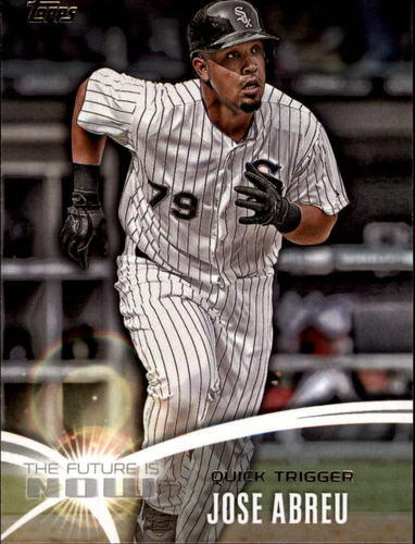 Photo of 2014 Topps The Future is Now #FNJA2 Jose Abreu UPD
