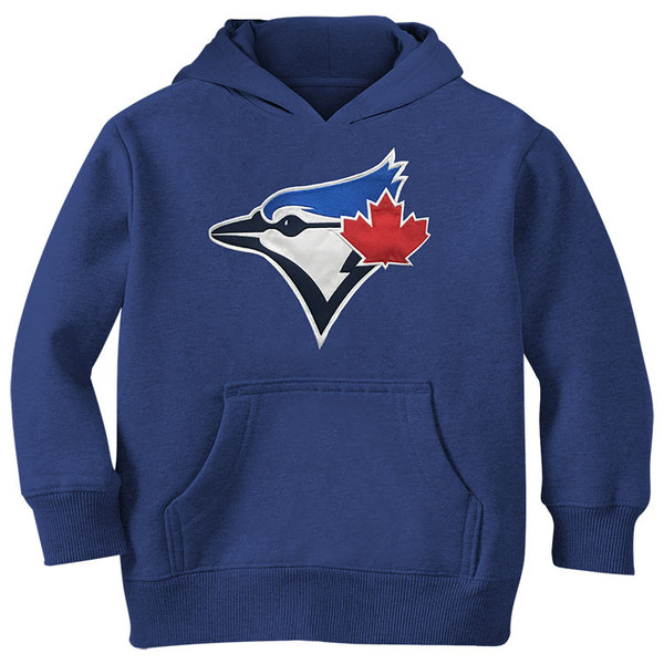 Toronto Blue Jays Toddler Express Hoodie by Bulletin