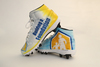 My Cause My Cleats -  Patriots JaWhaun Bentley signed custom cleats - supporting  Family Aid Boston