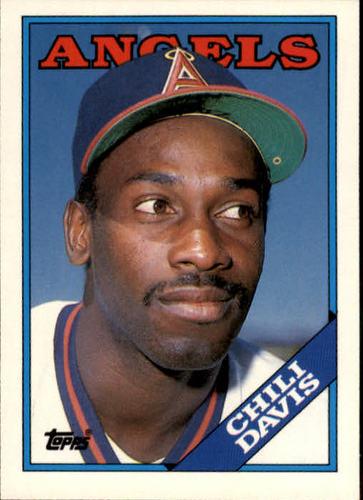Photo of 1988 Topps Traded #32T Chili Davis