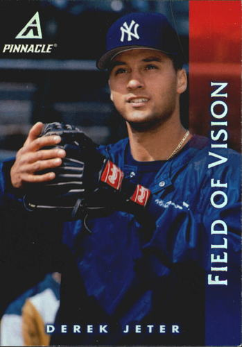 Photo of 1998 Pinnacle #185 Derek Jeter