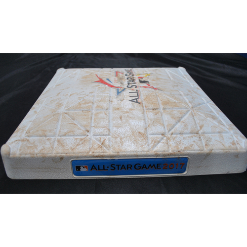 Photo of 2017 All Star Game (07/11/2017) - Game-Used Base - 1st Base - Innings 5 - 6