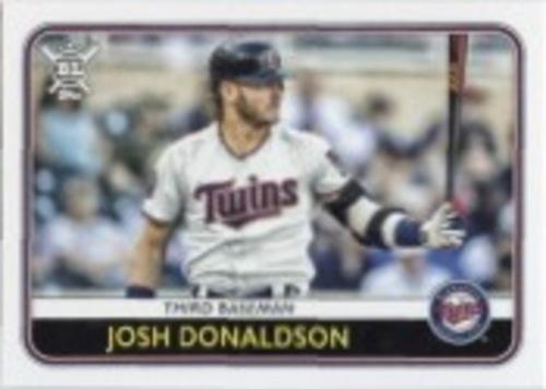 Photo of 2020 Topps Big League #167 Josh Donaldson