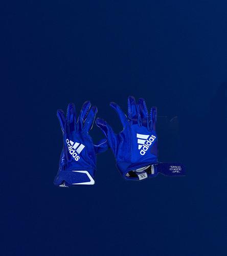 John Johnson III Game Used Gloves - (11/15/2020 VS. Seattle Seahawks)