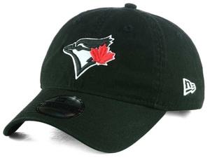 Toronto Blue Jays Youth Jr. Core Classic Black Adjustable Cap by New Era
