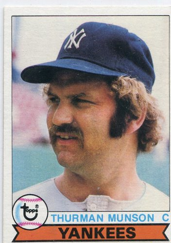 Photo of 1979 Topps #310 Thurman Munson