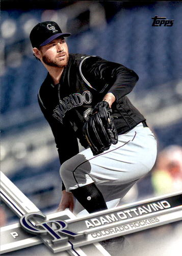 Photo of 2017 Topps #467 Adam Ottavino