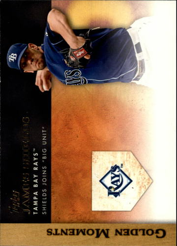 Photo of 2012 Topps Golden Moments #GM49 James Shields