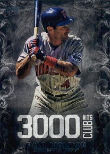Photo of 2016 Topps Update 3000 Hits Club #3000H6 Paul Molitor