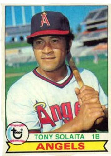 Photo of 1979 Topps #18 Tony Solaita