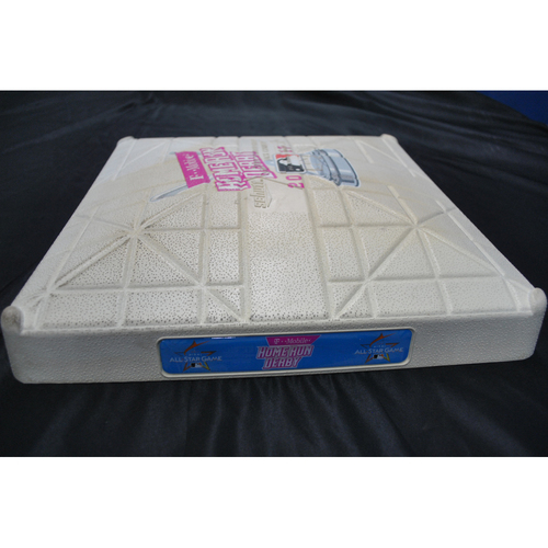Photo of Game-Used Base - 2017 Home Run Derby (07/10/2017) - 3rd Base