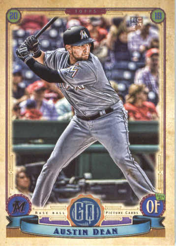Photo of 2019 Topps Gypsy Queen #199 Austin Dean RC