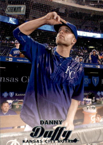 Photo of 2017 Stadium Club #30 Danny Duffy