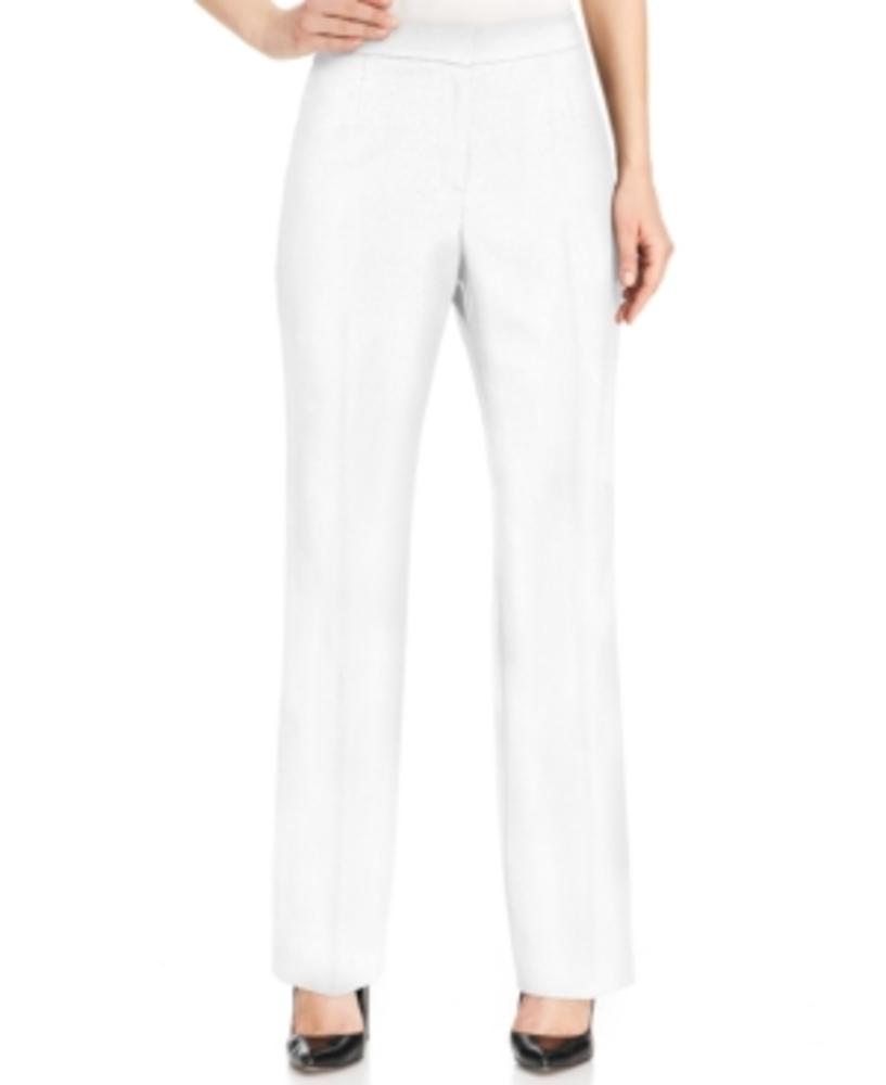 Photo of Kasper Petite Modern Crepe Dress Pants