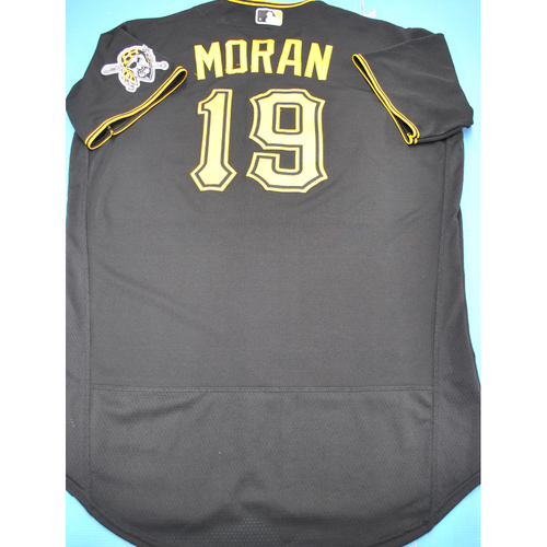 Photo of Team-Issued 2020 Road Black Jersey - Colin Moran - Size 46T