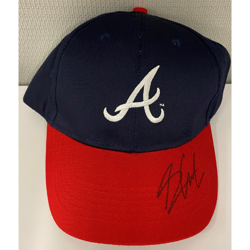 Photo of Shane Carle Autographed Hat