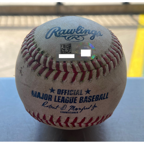Photo of Cardinals Authentics: Game Used Baseball Pitched by Miles Mikolas to Jonathan India *Single*