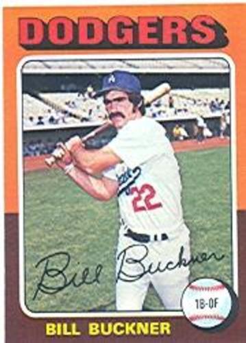 Photo of 1975 Topps #244 Bill Buckner