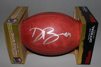 NFL - SEAHAWKS DOUG BALDWIN SIGNED AUTHENTIC FOOTBALL
