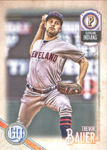 Photo of 2018 Topps Gypsy Queen #245 Trevor Bauer