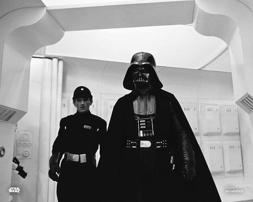 Darth Vader and Daine Jir