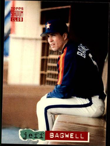 Photo of 1994 Stadium Club #108 Jeff Bagwell