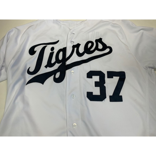 Photo of Game-Used Fiesta Tigres Jersey: Bobby Wilson