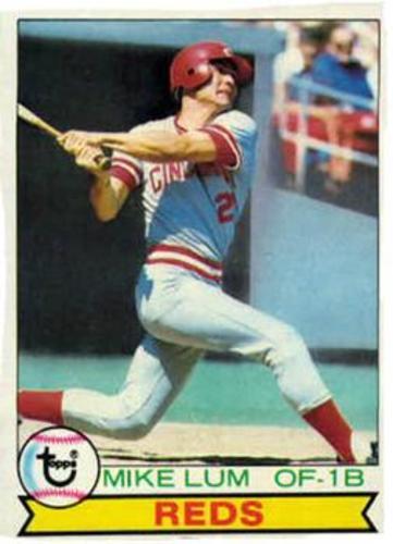 Photo of 1979 Topps #556 Mike Lum