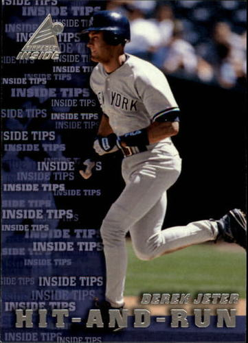 Photo of 1998 Pinnacle Inside #133 Derek Jeter