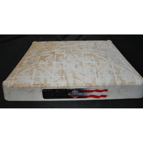 Photo of 2018 All Star Game (07/17/2018) - Game-Used Base - 1st Base - Innings 8 - 10