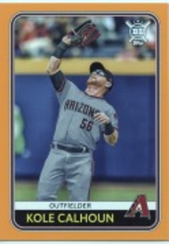 Photo of 2020 Topps Big League Orange #30 Kole Calhoun