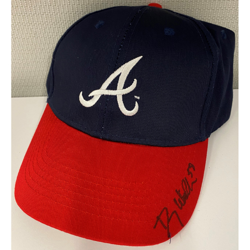 Photo of Dan Winkler Autographed Hat