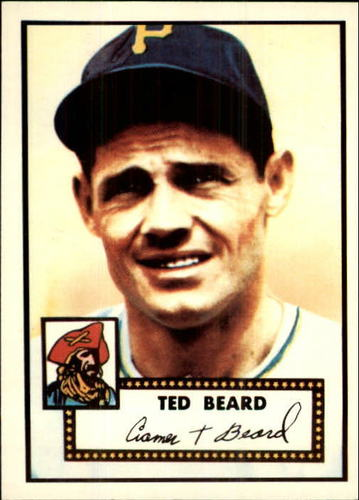 Photo of 1983 Topps 1952 Reprint #150 Ted Beard