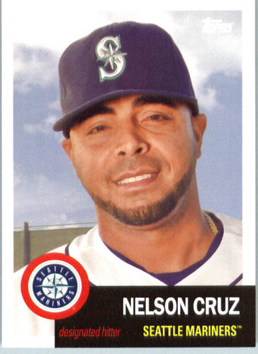 Photo of 2016 Topps Archives #63 Nelson Cruz