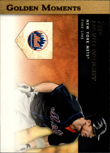 Photo of 2012 Topps Golden Moments Series 2 #GM22 David Wright
