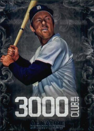 Photo of 2016 Topps Update 3000 Hits Club #3000H20 Al Kaline