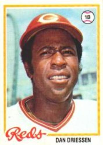 Photo of 1978 Topps #246 Dan Driessen
