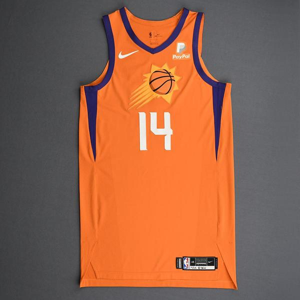 Image of Cheick Diallo - Phoenix Suns - Game-Issued Statement Edition Jersey - 2019-20 Season