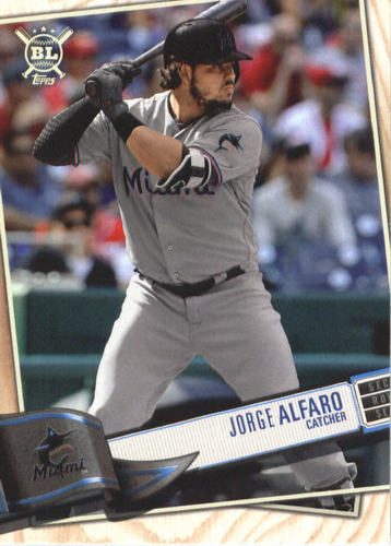 Photo of 2019 Topps Big League #103 Jorge Alfaro