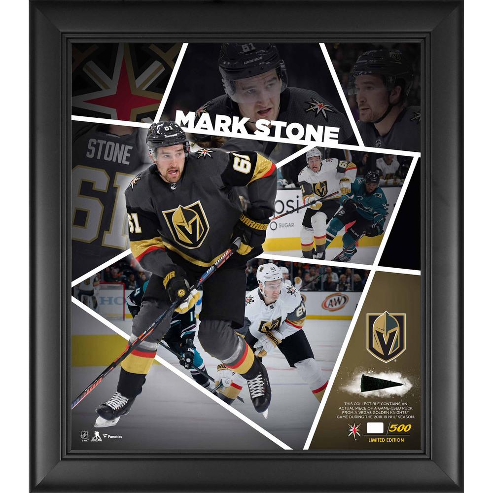 Mark Stone Vegas Golden Knights Framed 15