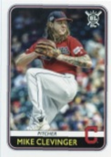 Photo of 2020 Topps Big League #177 Mike Clevinger