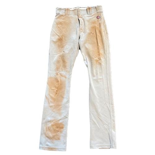 Photo of Javier Baez Team-Issued Pants -- Size 35-38-36 -- 2021 Season