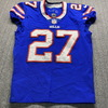 Crucial Catch - Bills Tre'Davious White Game Used Jersey (10/19/20) Size 38