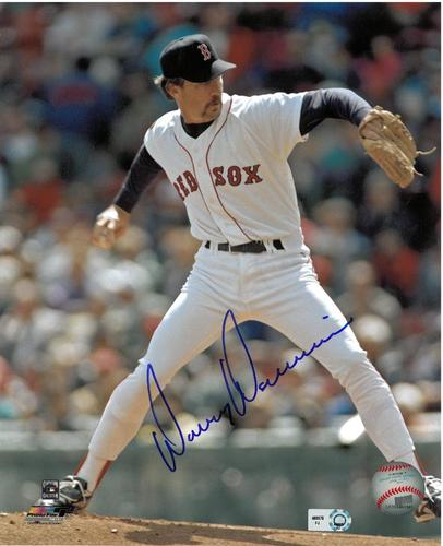 Photo of Danny Darwin Autographed 8x10
