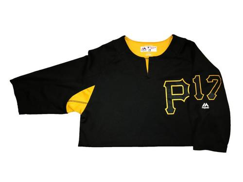 #17 Team-Issued Batting Practice Jersey