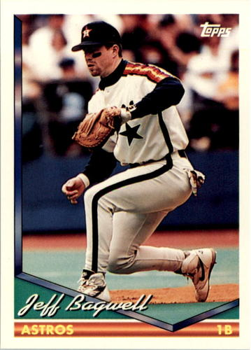 Photo of 1994 Topps #40 Jeff Bagwell