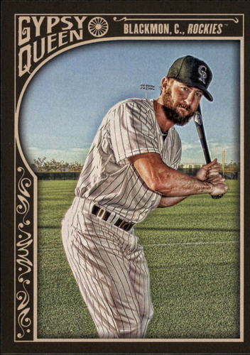 Photo of 2015 Topps Gypsy Queen #78 Charlie Blackmon