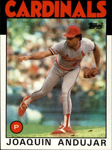 Photo of 1986 Topps #150 Joaquin Andujar